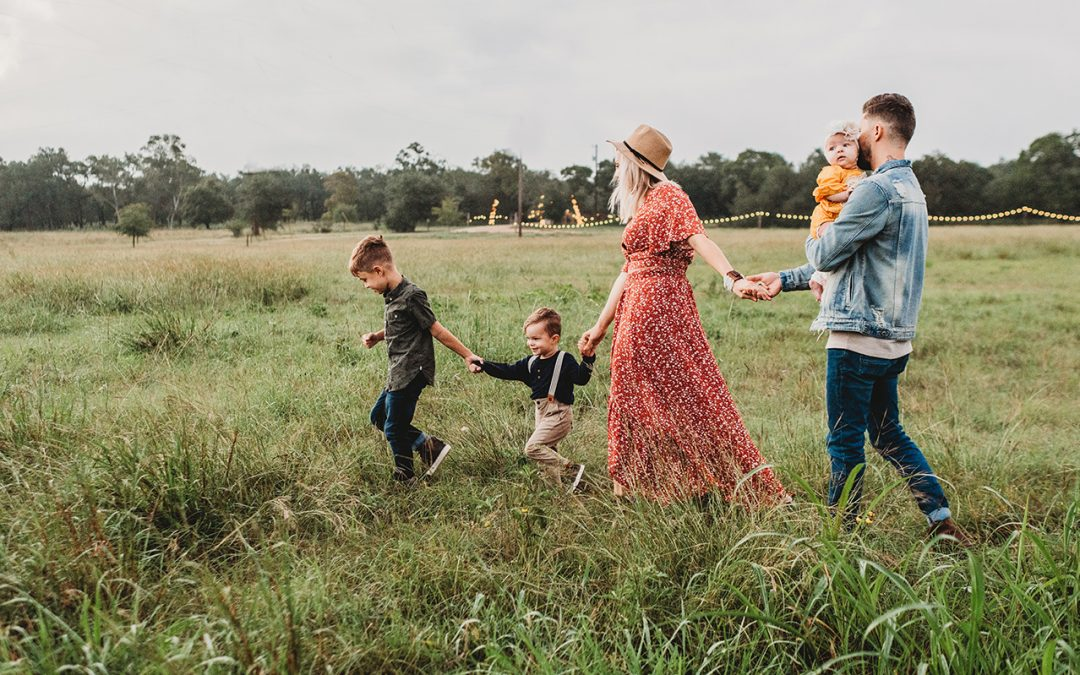 How to Chase Your Dreams While Raising Your Family