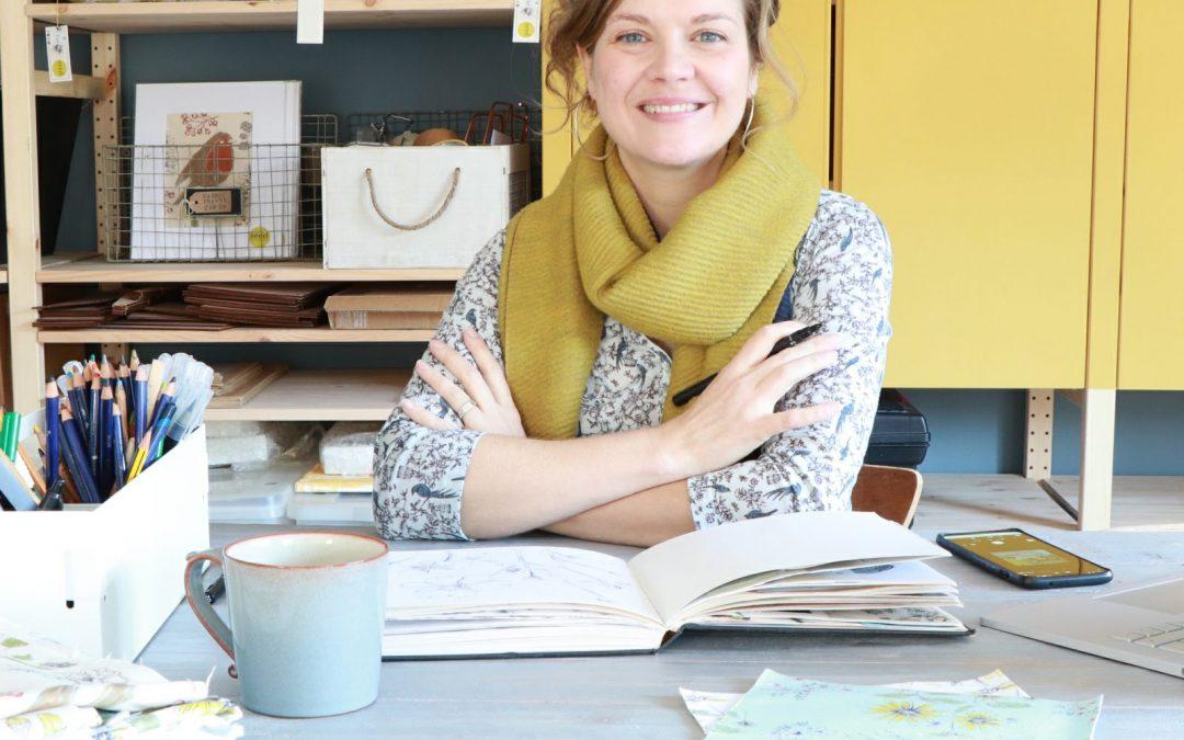 Inspiring Women – Naomi Sisson